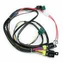 Headlight Direct Battery Power Relay Harnesses
