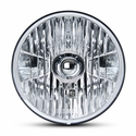 Nokya 7 Inch Round Sealed Beam 6024 Conversion NOK2210S