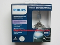 Philips D1S BlueVision Ultra Stylish White 6000K HID Bulbs