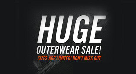Outerwear Clearance