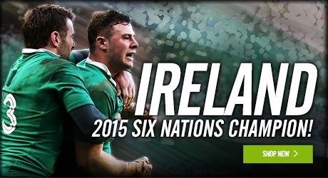 Ireland Rugby Six Nations Champions