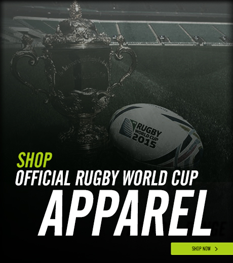 Shop Official Rugby World Cup Apparel