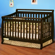 AFG Alice Convertible Crib in Cherry