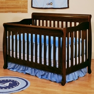 AFG Alice Convertible Crib in Espresso