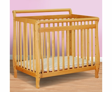 AFG Athena Amy Mini Crib in Natural