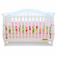 AFG Desiree Convertible Crib