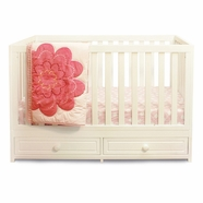 AFG Marilyn Convertible Crib