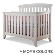 Alex Crib Collection by Sorelle