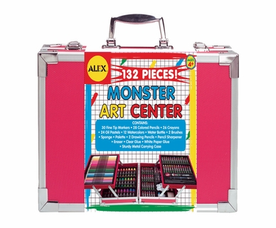 Alex Toys Monster Art Supply Center Set