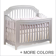Alexa Convertible Crib Collection by Natart