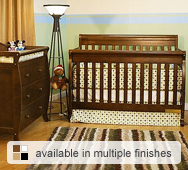 Alice Convertible Crib Collection by AFG