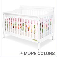Alice Crib Collection by AFG