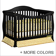 Allie Crib Collection by AFG