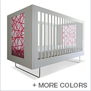 Alto Crib Collection by Spot On Square