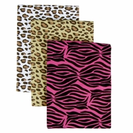 Animal Print Bedding Collection by Trend Lab