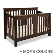 Annabelle Crib Collection by Million Dollar Baby Classic