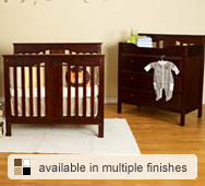 Annabelle Mini Convertible Crib Collection by DaVinci