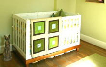 Apartment Life: The Secret Guide to Creating a Spacious Nursery
