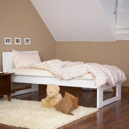 Argington Ayres Twin Bed in White