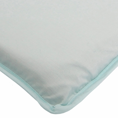 Arm's Reach Concepts Mini/Clearvue/Little Palace Collection & Cambria Fitted Sheets in Blue - Click to enlarge