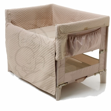 Arm's Reach Original Co-Sleeper Brand Short Liner - Toffee - Click to enlarge