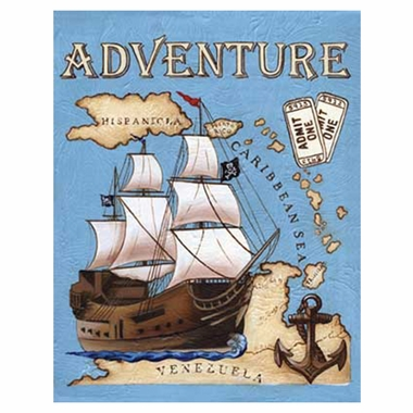 Art 4 Kids Adventure - Pirate Wall Art