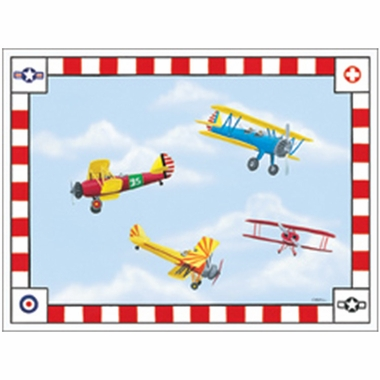 Art 4 Kids Air Circus Wall Art
