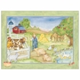 Art 4 Kids Apple Tree Farm Wall Art