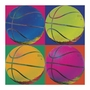 Art 4 Kids Ball Four - Basketball Wall Art