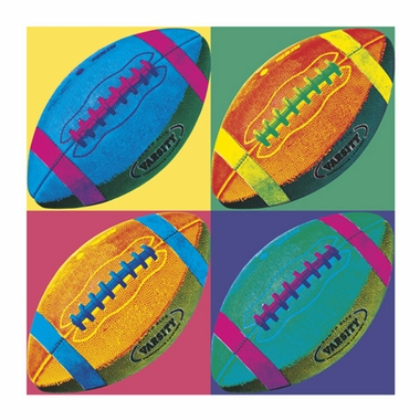 Art 4 Kids Ball Four - Football Wall Art