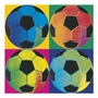 Art 4 Kids Ball Four - Soccer Wall Art