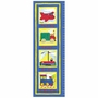 Art 4 Kids Big Growin'  Growth Chart Wall Art