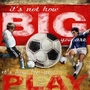 Art 4 Kids Big Play Soccer Wall Art