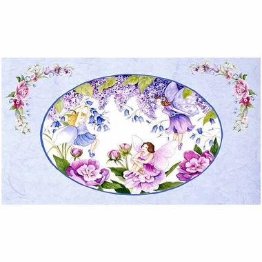 Art 4 Kids Bluebell Fairies Wall Art