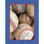 Art 4 Kids Bucket of Baseballs Wall Art