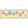 Art 4 Kids Cabana Flowers Wall Art