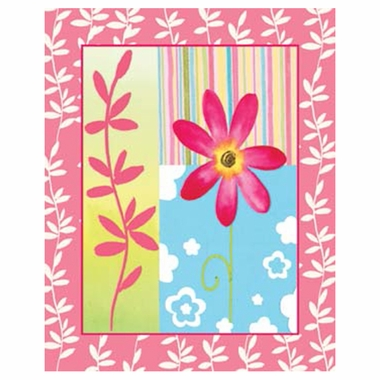 Art 4 Kids Cabana Patches I Wall Art