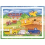 Art 4 Kids Cars Trucks & Aeroplanes Wall Art