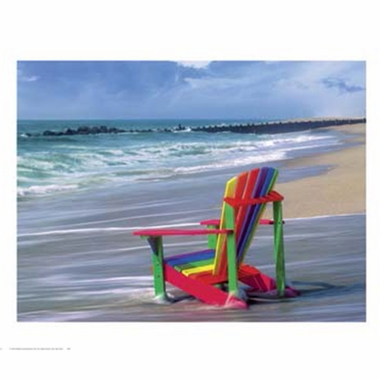 Art 4 Kids Chair Wall Art