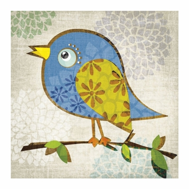 Art 4 Kids Chirpy Wall Art