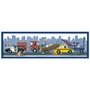 Art 4 Kids City Vehicles Wall Art