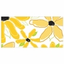 Art 4 Kids Dancing Daisy Yellow Wall Art