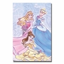 Art 4 Kids Disney Princess ? Fleur Wall Art