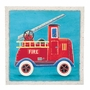 Art 4 Kids Fire Engine Wall Art