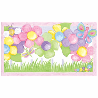 Art 4 Kids Flower Garden Wall Art