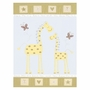 Art 4 Kids Giraffe Mother & Baby Wall Art