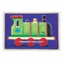 Art 4 Kids Green Steam Engine Wall Art