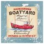 Art 4 Kids Harbourside Boatyard Wall Art