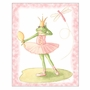 Art 4 Kids Lilly Pad Princess Wall Art