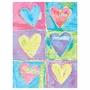 Art 4 Kids Love Notes Wall Art